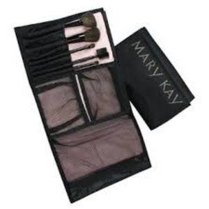 Mary Kay Makeup Brush Set & Makeup Organizer